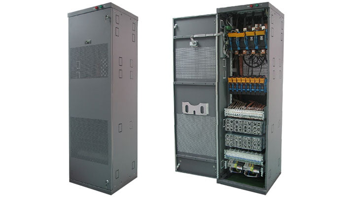 6750 amp dc power system
