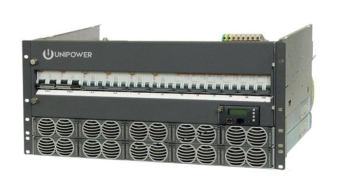600 amp dc power system