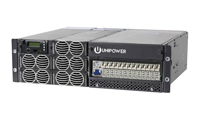 300 amp dc power system