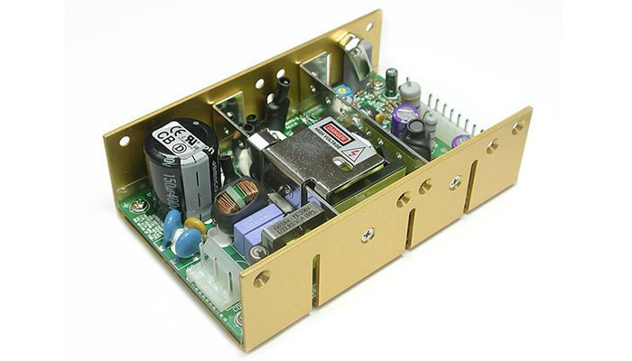 80 Watt AC-DC Power Supplies